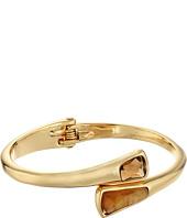 Robert Lee Morris - Topaz & Gold Stone Bypass Bracelet