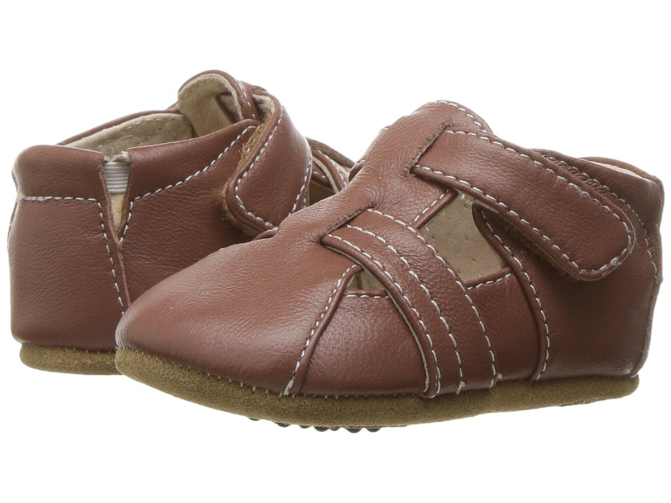 Livie + Luca Captain (Infant) (Light Brown) Boy's Shoes