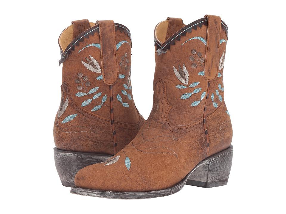 Old Gringo Nozama (Brass/Tobacco) Cowboy Boots