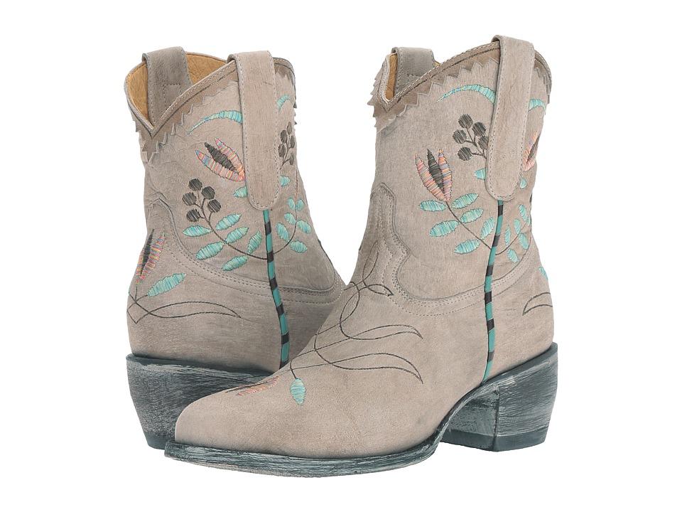 Old Gringo Nozama (Bone) Cowboy Boots