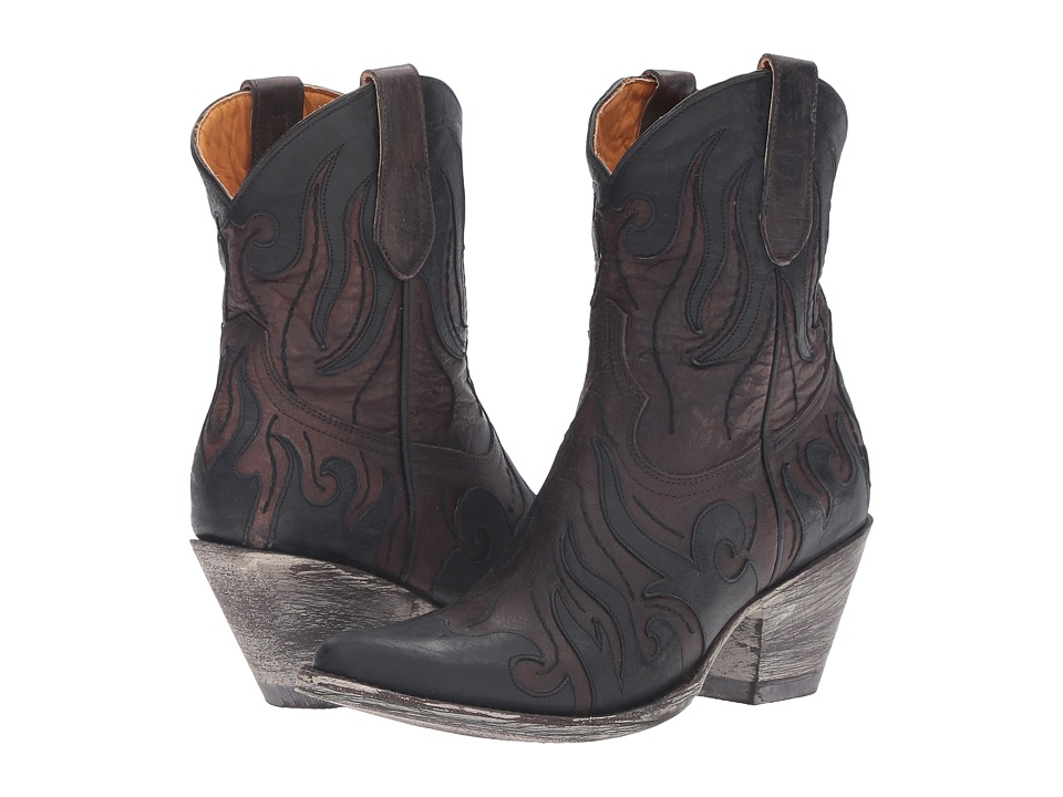 Old Gringo Bennu (Chocolate) Cowboy Boots