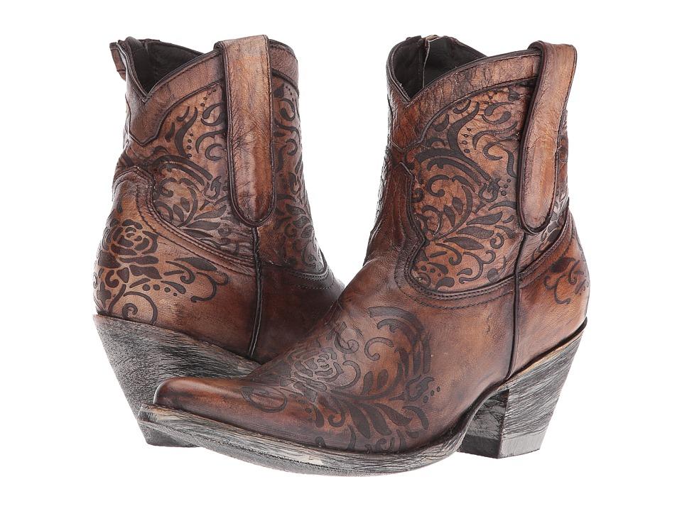Old Gringo Mika (Beige) Cowboy Boots