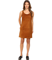 ATM Anthony Thomas Melillo - V-Neck Suede Dress