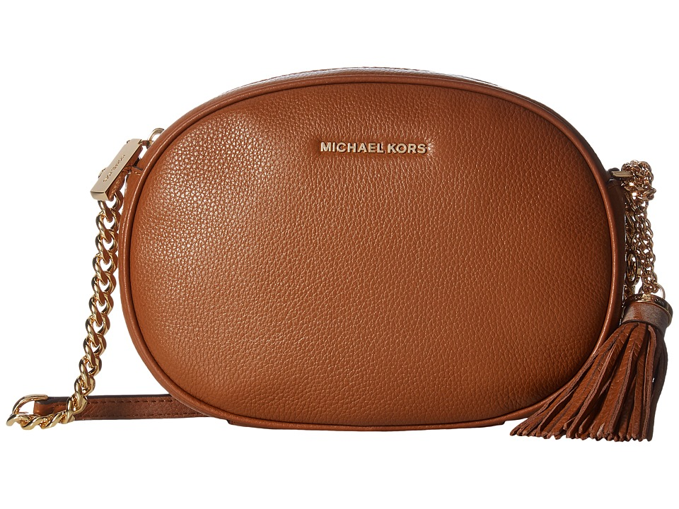 MICHAEL Michael Kors Ginny Medium Messenger (Luggage) Messenger Bags