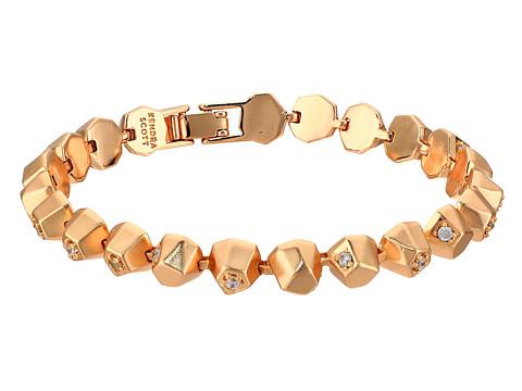 Kendra Scott Posey Bracelet - Rose Gold/White CZ