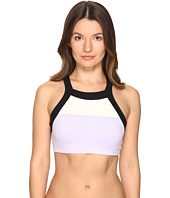 Kate Spade New York x Beyond Yoga - Blocked Band Racer Bra