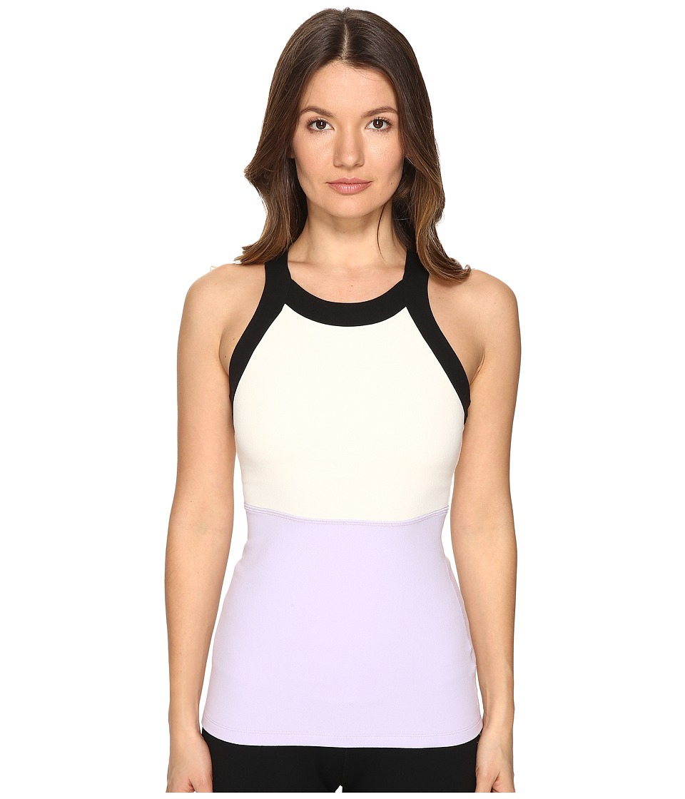 Kate Spade New York x Beyond Yoga - Blocked Band Racer Tank Top