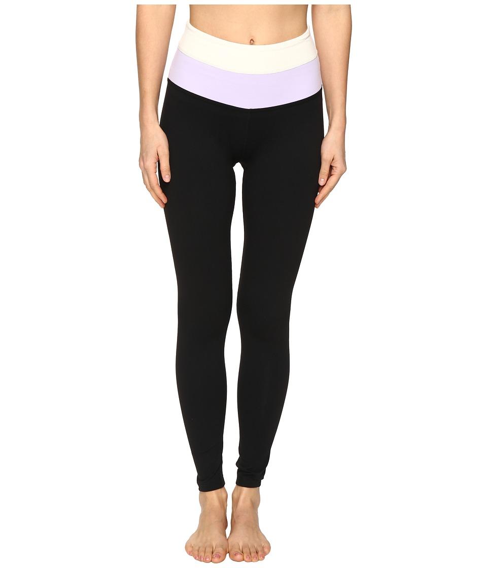 Kate Spade New York x Beyond Yoga - Blocked High Waist Leggings