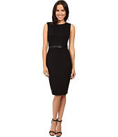 Three Dots - Bodycon Double Zip Two Way Dress