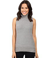 Three Dots - High-Low Sleeveless Sweater