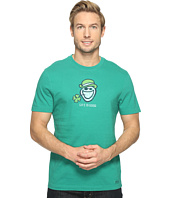 Life is good - Jake Shamrock Crusher Tee