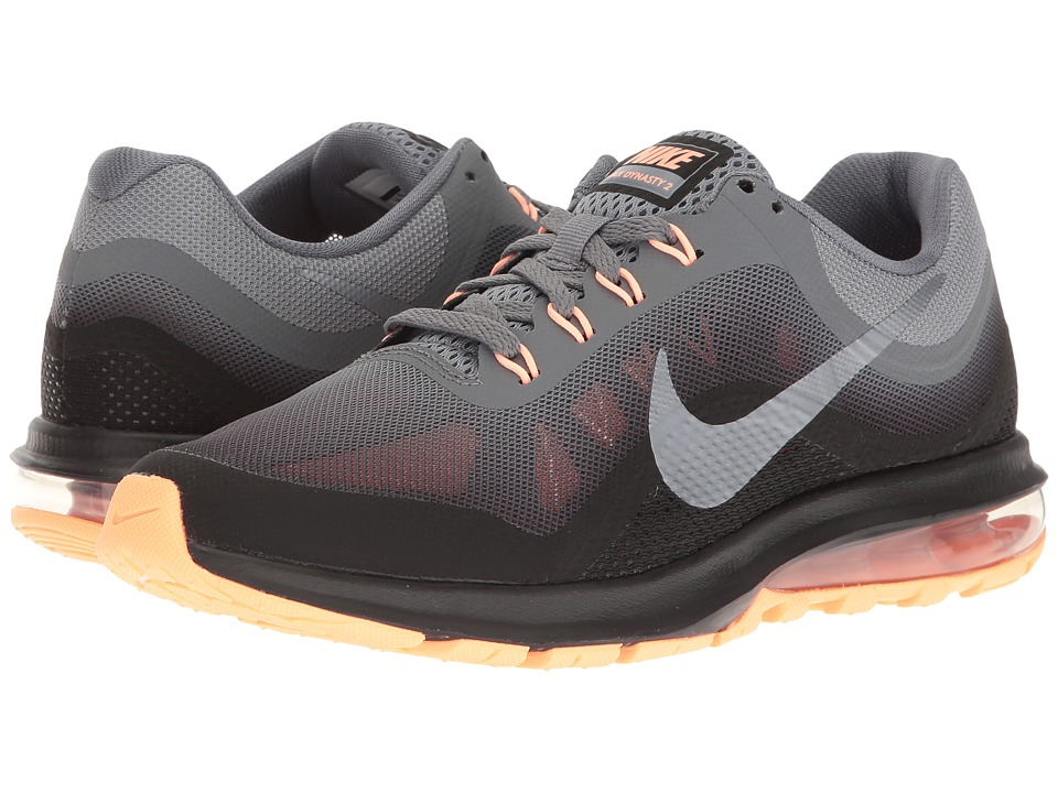 Nike Air Max Dynasty 2 (Cool Grey/Metallic Cool Grey/Black) Women