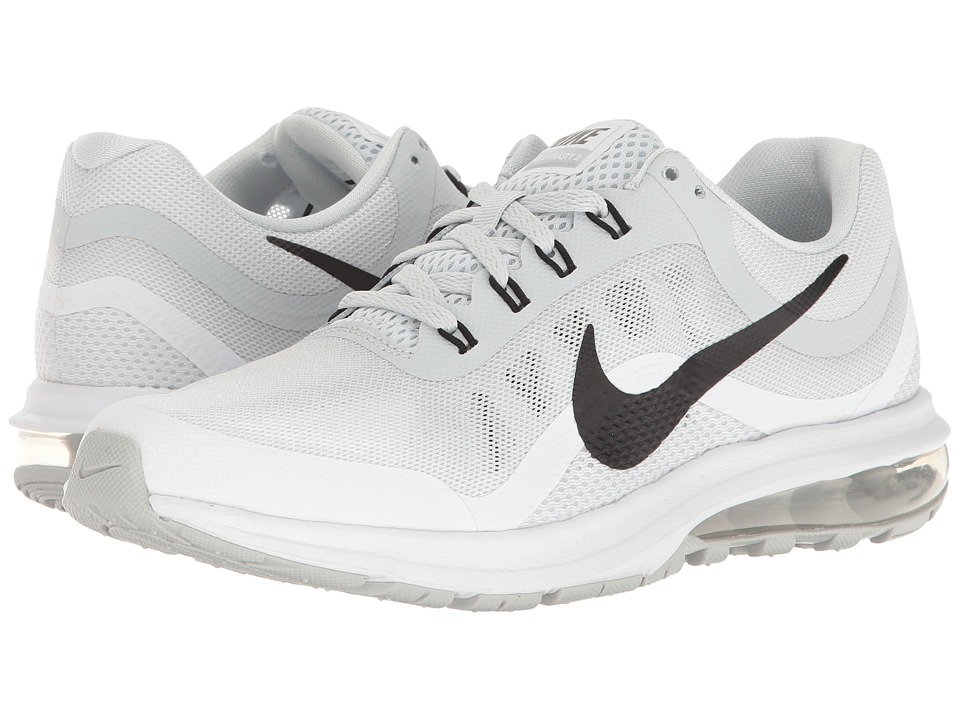 Nike - Air Max Dynasty 2 (Pure Platinum/Black/White) Womens Running Shoes