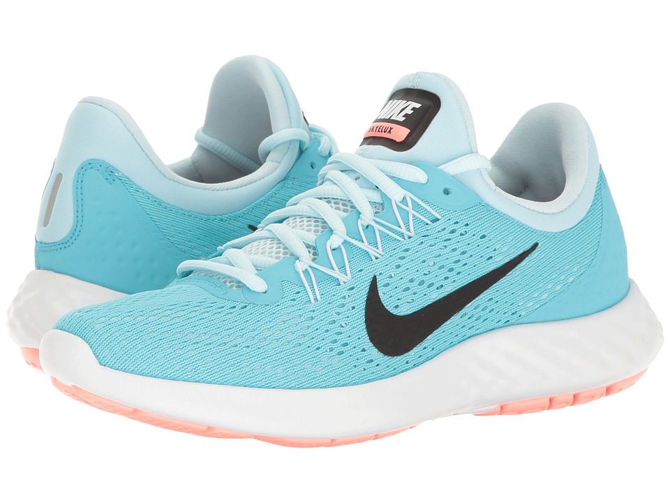 Nike Lunar Skyelux (Polarized Blue/Black/Glacier Blue/Whi...