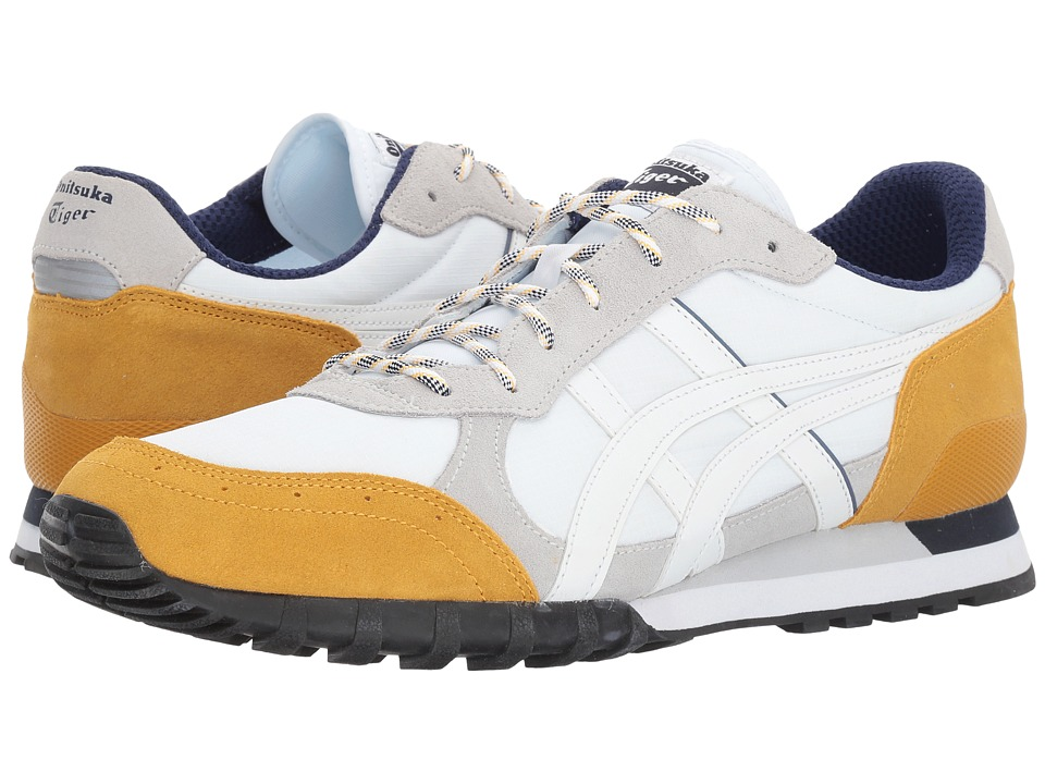 Onitsuka Tiger by Asics Colorado Eighty-Five(r) (Golden Yellow/White) Shoes