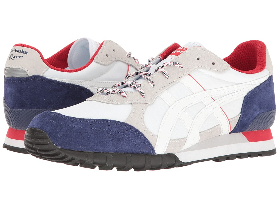 Onitsuka Tiger by Asics Colorado Eighty-Five (Indigo Blue/White) Shoes