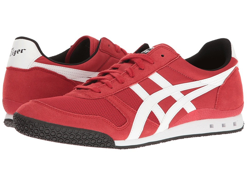 Onitsuka Tiger by Asics Ultimate 81(r) (Red/White) Classic Shoes