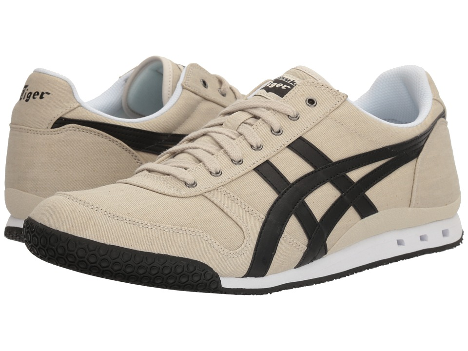 Onitsuka Tiger by Asics Ultimate 81(r) (Latte/Black) Classic Shoes