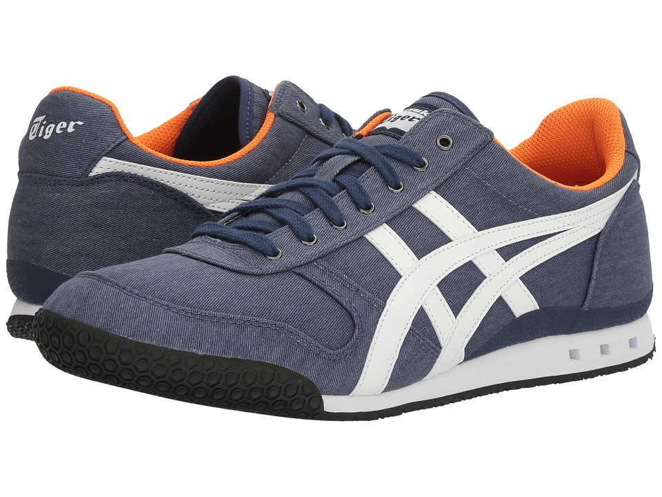 Onitsuka Tiger by Asics - Ultimate 81(r) (Indigo Blue/Whi...