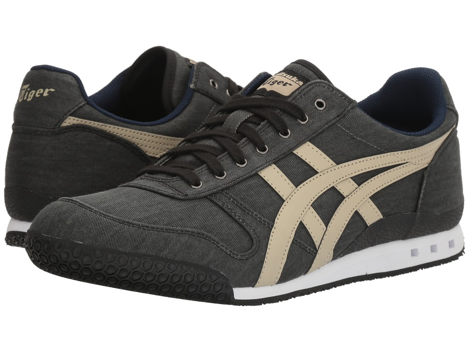 Onitsuka Tiger by Asics - Ultimate 81(r) (Black/Latte) Cl...