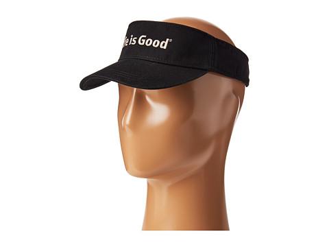 Life is Good Life is Good® Visor - Night Black