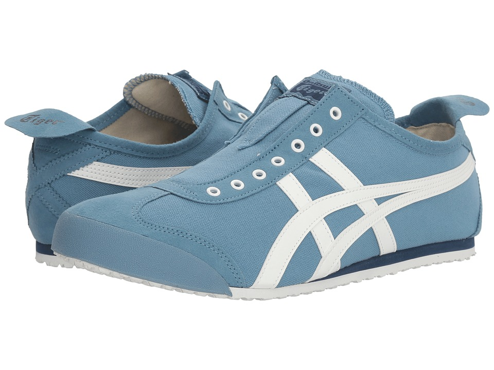 Onitsuka Tiger by Asics Mexico 66 Slip-On (Blue Heaven/White) Shoes