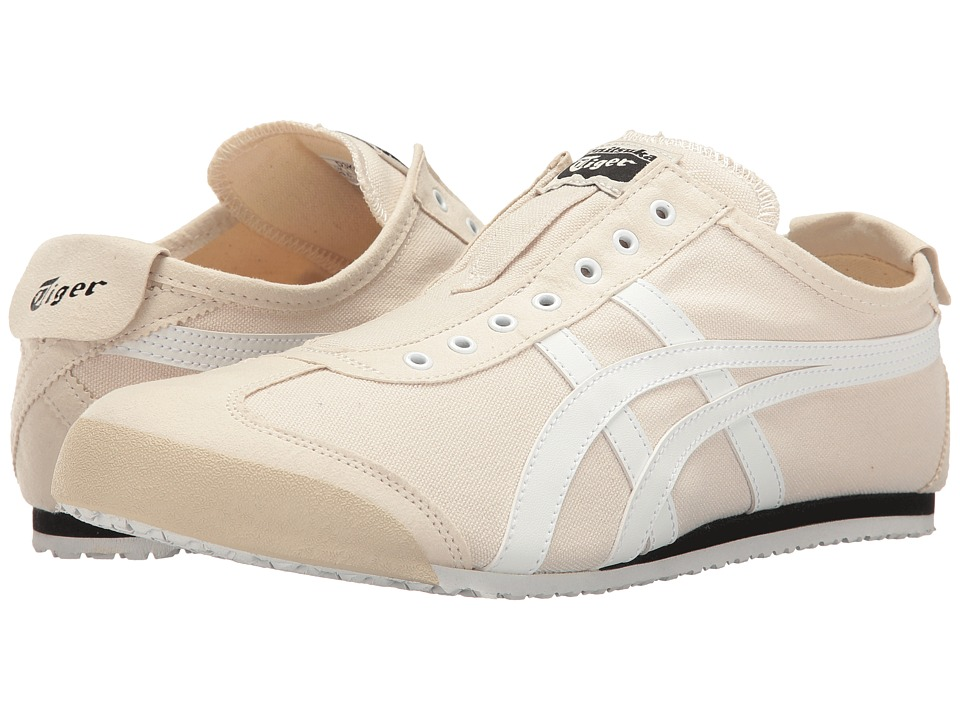 Onitsuka Tiger by Asics Mexico 66(r) Slip-On (Birch/White) Shoes