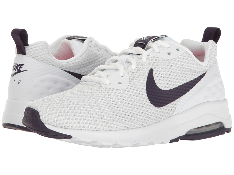 Nike Air Max Motion LW SE (White/Purple Dynasty/Pure Platinum) Women