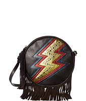 Just Cavalli - Leather Lightning Bolt Bag