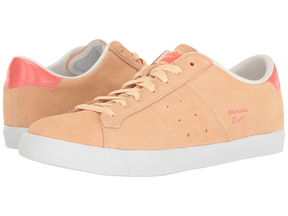 Onitsuka Tiger by Asics Lawnship (Bleached Apricot/Peach) Women