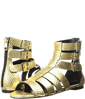 Just Cavalli - Python Leather Sandal