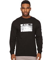 HUF - X EMB Color Block Long Sleeve T-Shirt