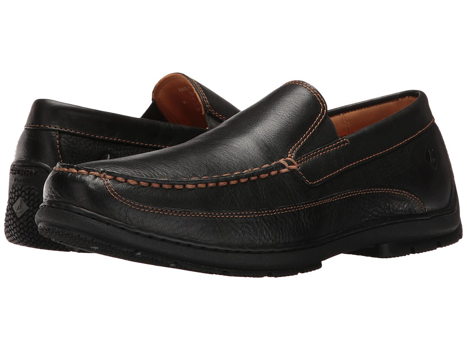 Sperry Gold Loafer Twin Gore (Black) Men