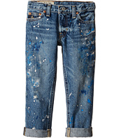 Polo Ralph Lauren Kids - Paint Splat Jeans in Michael Wash (Toddler)