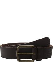 John Varvatos - 40mm Fullweight Leather Harness Belt