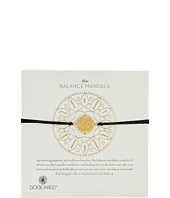 Dogeared - Balance Mandala Center Circle Silk Bracelet