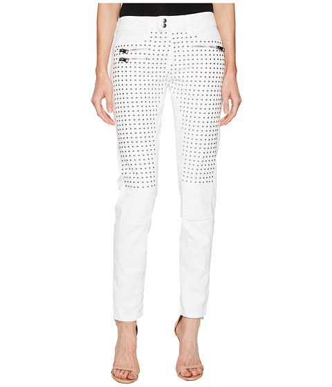 Just Cavalli Five-Pocket Denim Pants