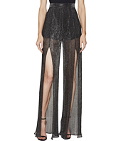 Just Cavalli - Sheer Slit Pants