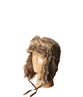 Woolrich - Faux Raccoon Fur Trapper