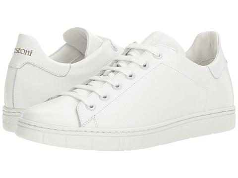 a. testoni Sport Nappa Calf Sneaker