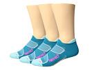 Feetures - Elite Light Cushion No Show Tab 3-Pair Pack