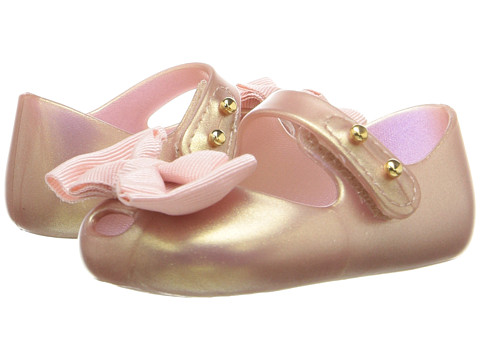 Mini Melissa My First Melissa (Infant) - Metallic Pink