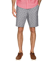 Dockers Men's - Core Flat Front Straight Shorts