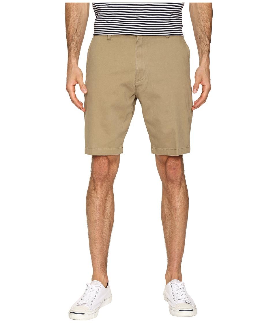 Dockers - 9.5 Stretch Perfect Short (New British Khaki Stretch) Mens Shorts