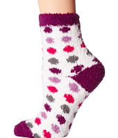 Life is good - Snuggle Crew Polka Dot Socks