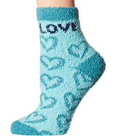 Life is good - Snuggle Crew Heart Socks