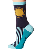 Life is good - Stripe Crew Socks