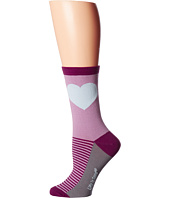 Life is good - Heart Crew Socks