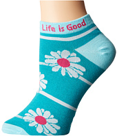 Life is good - Tossed Daisy Low Cut Socks