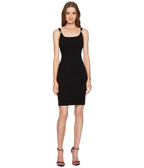Versace Collection Stapless Jersey Dress